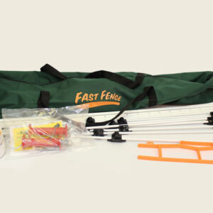 Fast Fence Rope, Horse Tape & Trail Kits